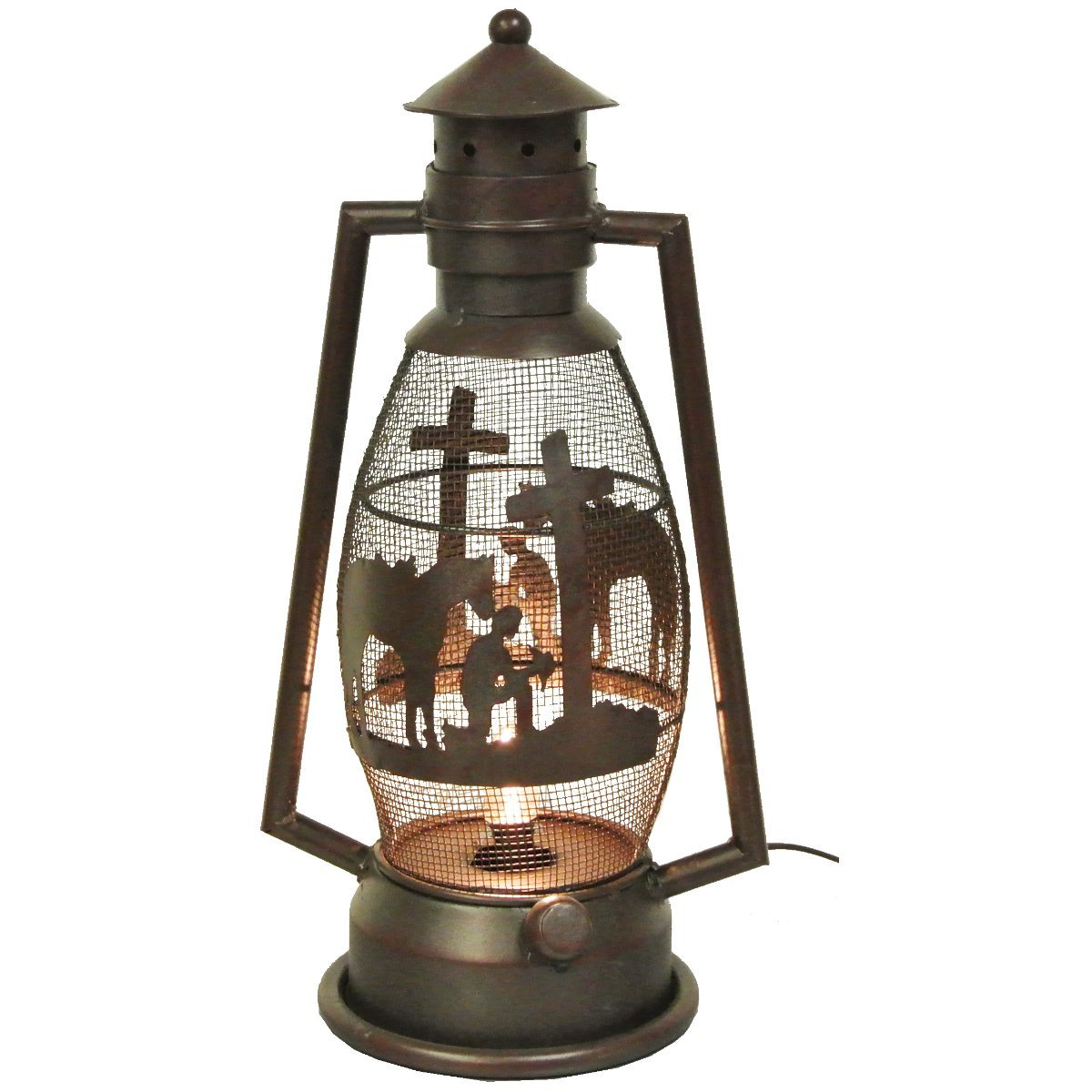 LL Home Prayer Lantern Light