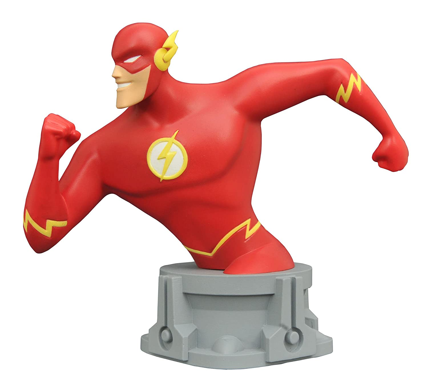 DC Justice League Animated Flash Resin Bust (SDCC'17 Exclusive)