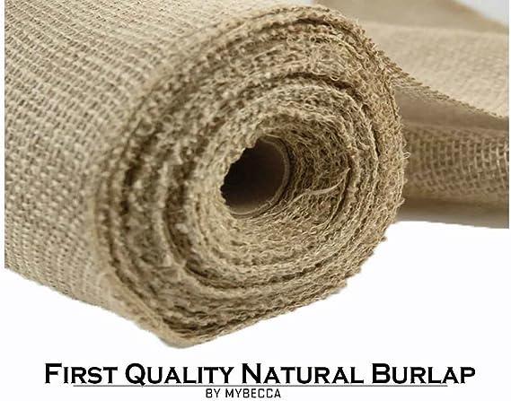 Mybecca 100/% Cotton Muslin Fabric//Textile Unbleached 5.25 Feet x 6 Feet 63 x 72 Draping Fabric Wide: 63 inch Natural 2-Yards Medium Weight