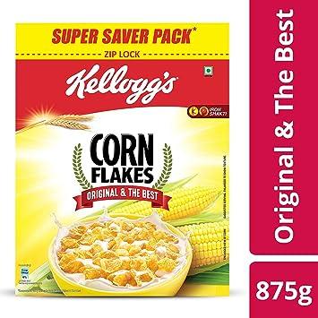 Kelloggs Corn Flakes, 875g