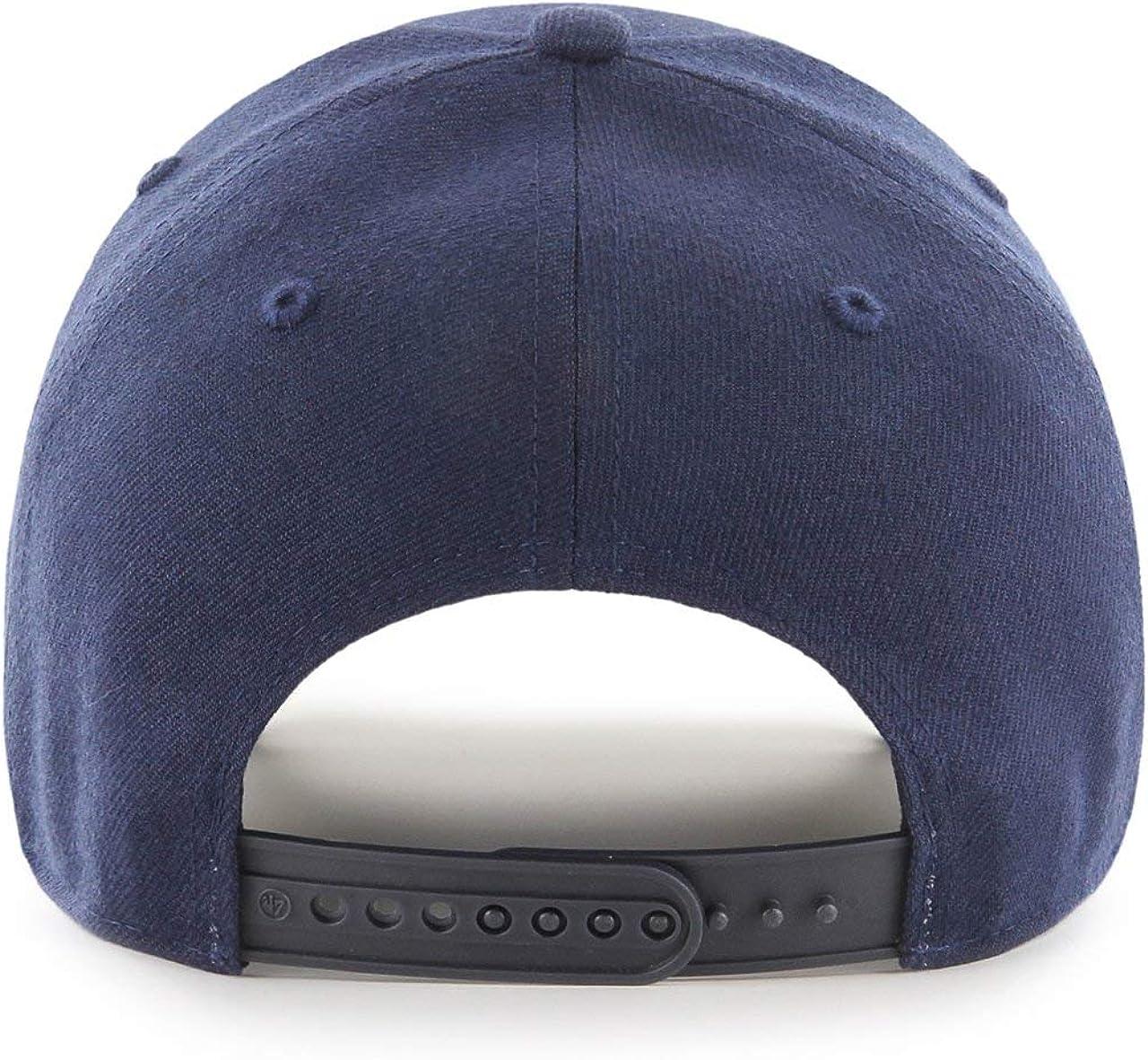 watch a few days away best service Amazon.com: '47 Brand MLB New York Yankees Metallic Snap MVP Cap ...