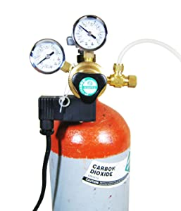 Premium AQUATEK CO2 regulator