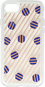 OtterBox SYMMETRY SERIES Case for iPhone 8 PLUS & iPhone 7 PLUS (ONLY) - Retail Packaging - Dot the Line
