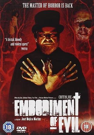 Amazon com: Embodiment of Evil [Import anglais]: Movies & TV