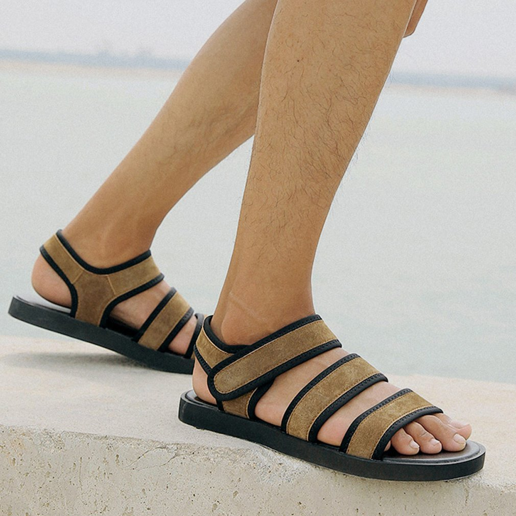 UBCA-TBA Summer Shoes Outdoor Beach Shoes Anti-Slip Sandals Breathable Sandals B07FLKFBHZ Sandals Anti-Slip 265d38