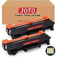 JOTO 2 Compatible Brother TN2420 TN-2410 [con Chip] Cartuchos de Toner TN-2420 TN2410 para Brother MFC-L2710DN HL-L2310D…