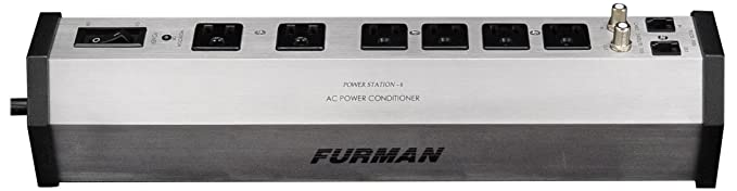Review Furman PST-6 15-Amp Aluminum