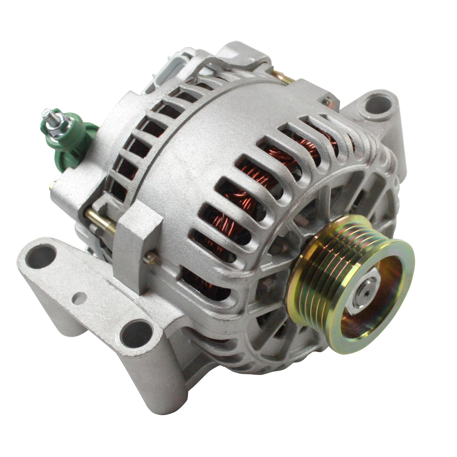 TYC 2-08406 Replacement Alternator for Ford Focus Genera Corporation