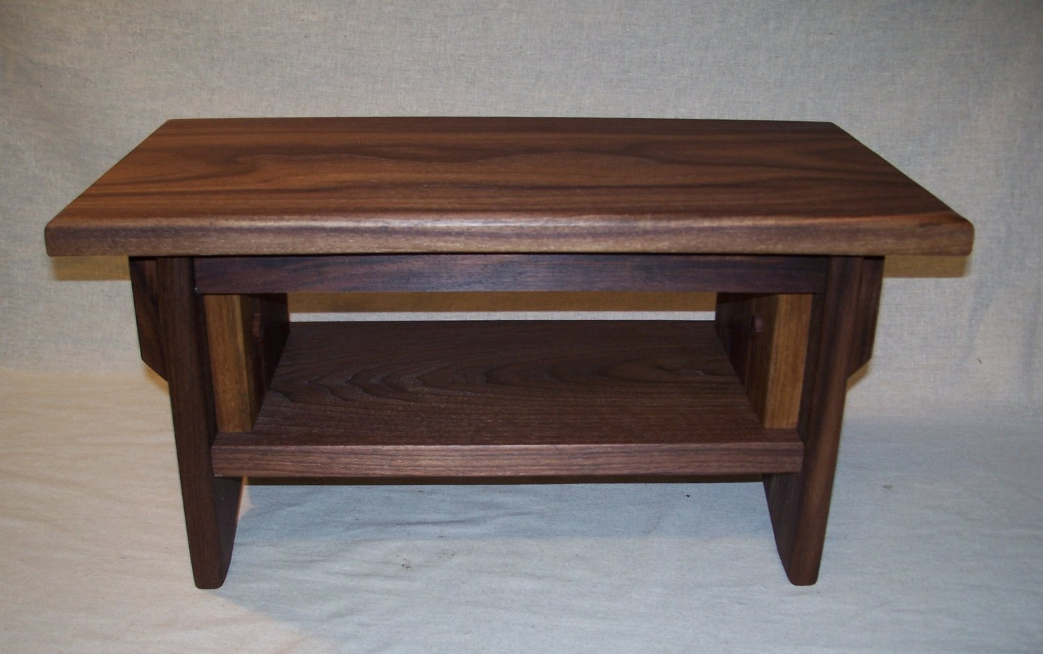 Amazon.com: Deluxe Personal Altar With Shelf   EarthBench   Solid WALNUT  Construction For Meditation, Prayer, Or Contemplative Studies.: Kitchen U0026  Dining