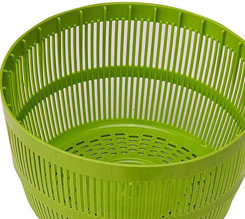 Vaorwne Ctg-00-Sas Salad Spinner Green And White