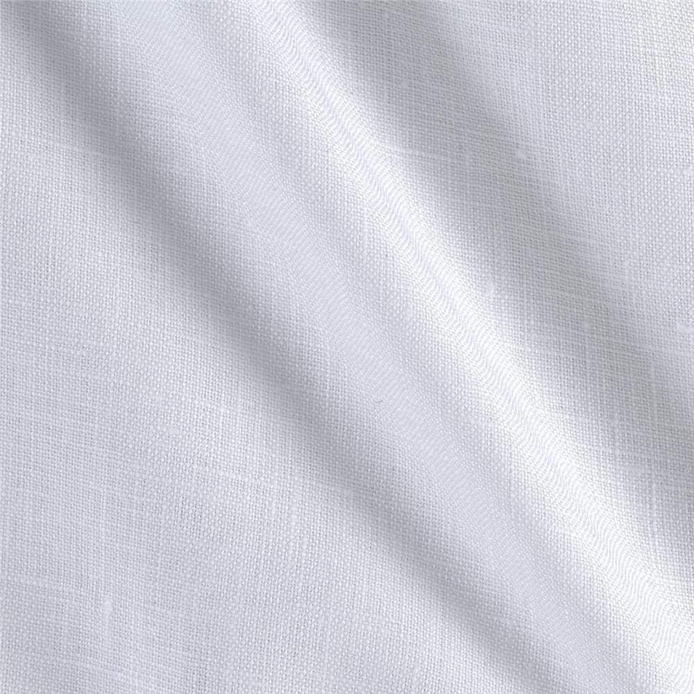 Fabric 100% Linen 4.5 oz, White