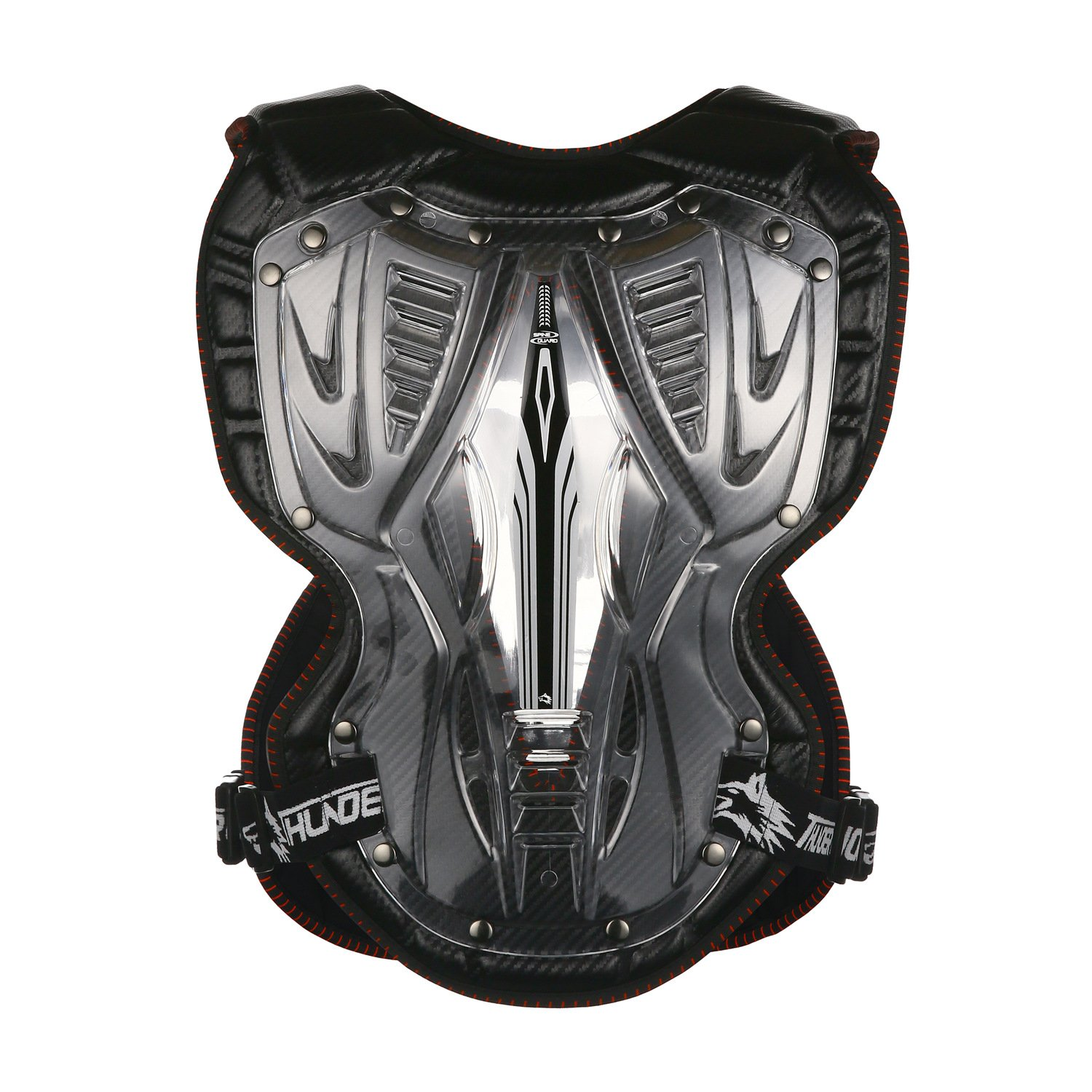 Huntingwolf Racing Body Armor Motorcycle Motocross Combination Chest & Back Protectors (L/XL)
