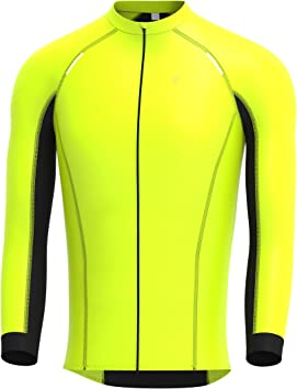 Deportes Hera Ropa Ciclismo Maillot Windstopper térmico Camiseta ...