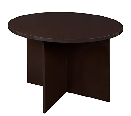 42 round table. Niche Mod 42\u0026quot; Round Table- Truffle 42 Table
