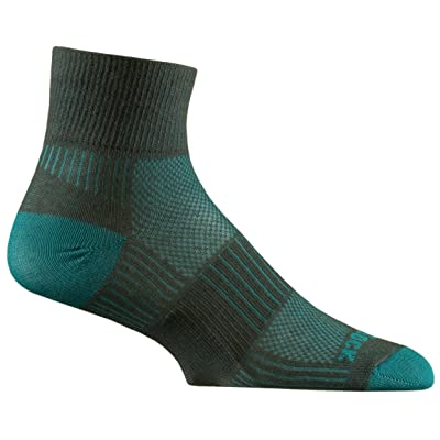 WrightSock Women's Coolmesh II Quarter Single Pack