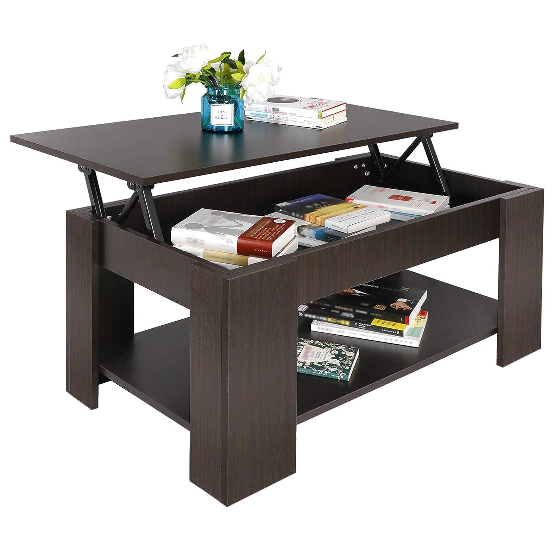 Amazon.com: ZENSTYLE - Mesa elevable: Kitchen & Dining