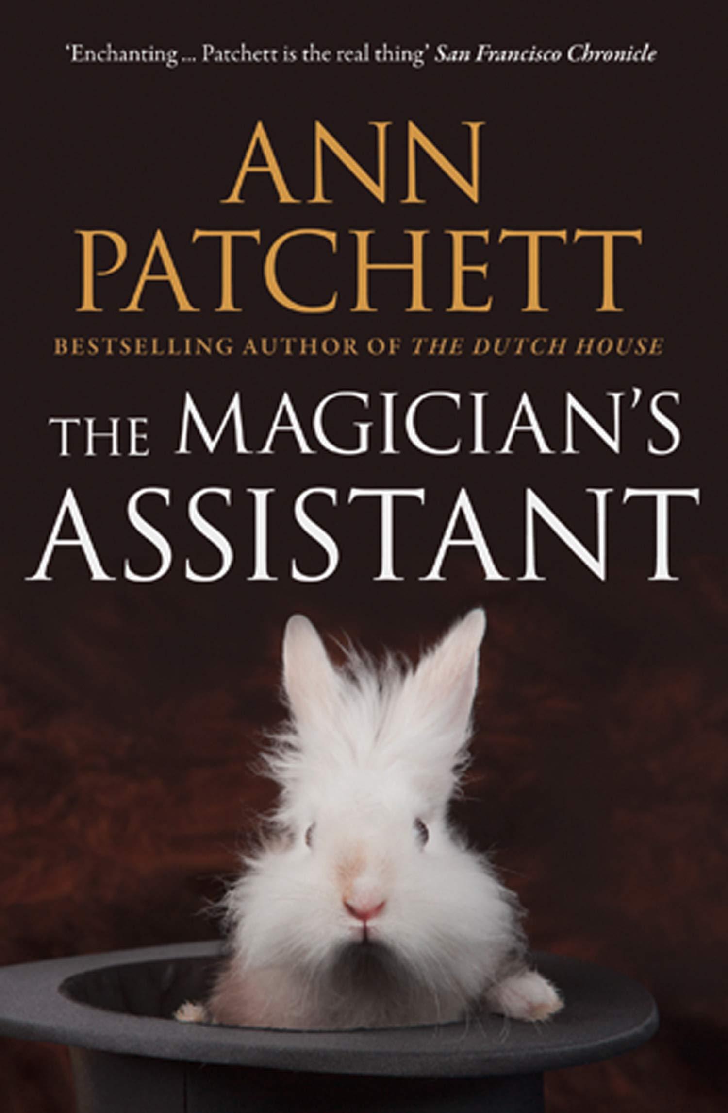 The Magician's Assistant  Patchett, Ann Amazon.de Bücher