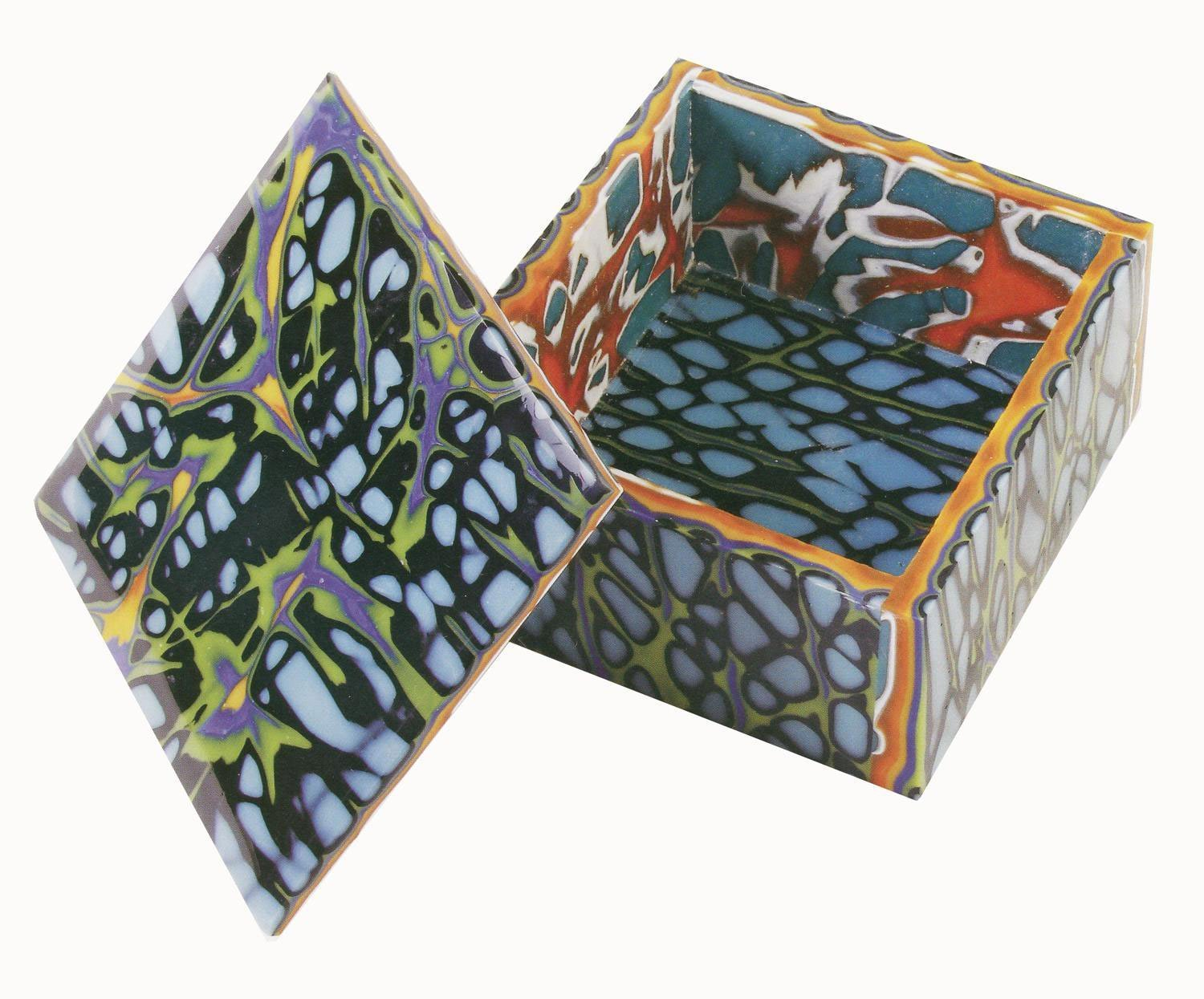 Fire Brick - 2 Pack by Delphi Glass