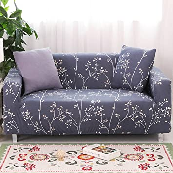 Amazon Com Forcheer Stretch Sofa Slipcover Printed Sofa Cover 1