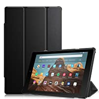 Fintie Slim Case for All-New Amazon Fire HD 10 Tablet (Compatible with 7th and 9th...
