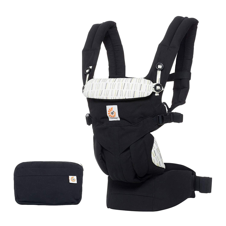 Amazon.com: Ergobaby Omni 360 Canguro para bebé de malla ...