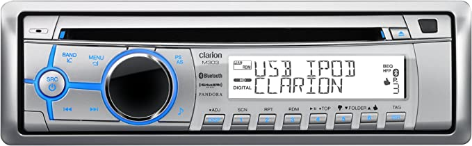 Clarion MF1 Marine RF Remote Control Kit Clarion Mobile Electronics
