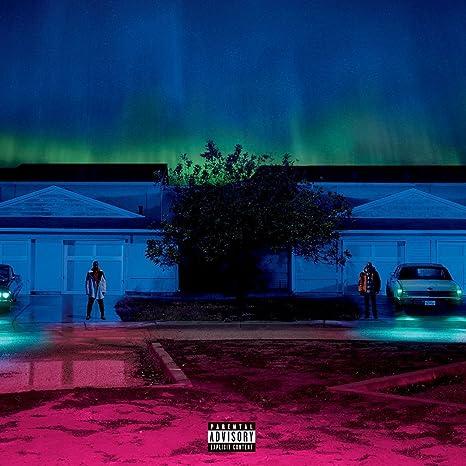 Big Sean I Decided 2 Lp Translucent Blue Amazon Com Music