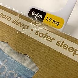 Tommee Tippee GRO Saco de dormir Grobag, 6-18 m, 1.0 TOG ...