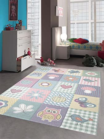 Amazon.de: Traum Kinderteppich Spielteppich Teppich Kinderzimmer ...