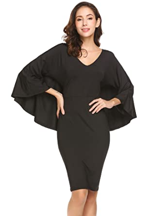 Batwing Evening Dresses