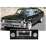 1968-1976 Chevy Nova USA-630 II High Power 300 watt AM FM Car Stereo/Radio with iPod Docking Cable