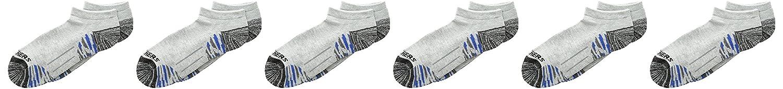 Skechers boys Skechers Boys' 6 Pack Low Cut Socks Socks