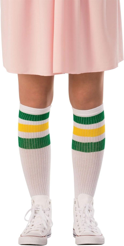 Rubies´s Stranger Things Eleven Socks Disfraz, Multicolor, Talla ...