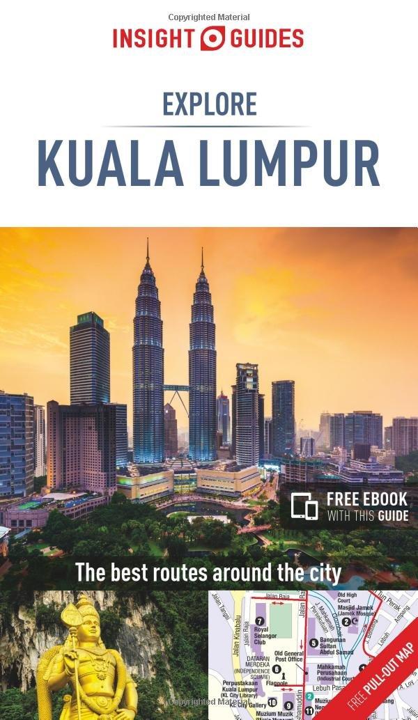 Read Online Insight Guides: Explore Kuala Lumpur (Insight Explore Guides) pdf