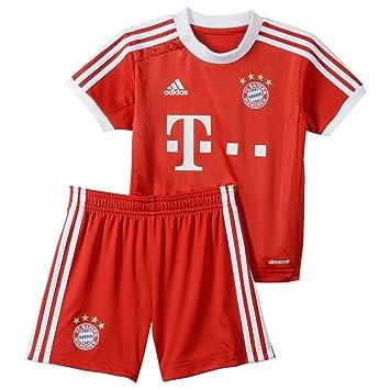 huge selection of 06645 51178 adidas FC Bayern Munich Children's H Baby Kit, Children's ...