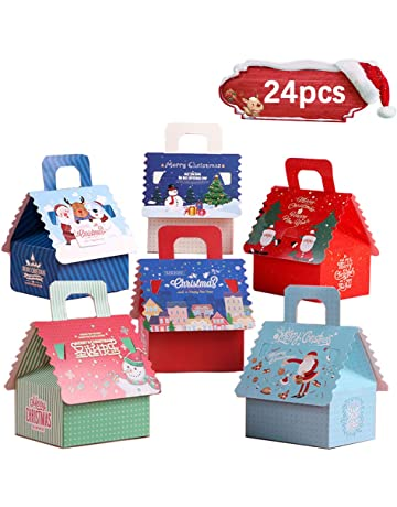 Cajas y bolsas de regalo para embalar | Amazon.es
