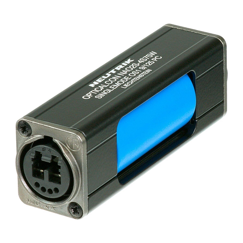 Neutrik nao2s-h1 W-a | Opticalcon Duo LCシングルモードCoupler ip65ブルー   B01M01UK1Z