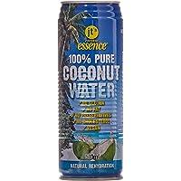 JT's Essence Pure Coconut Water, 24 x 510 Milliliters