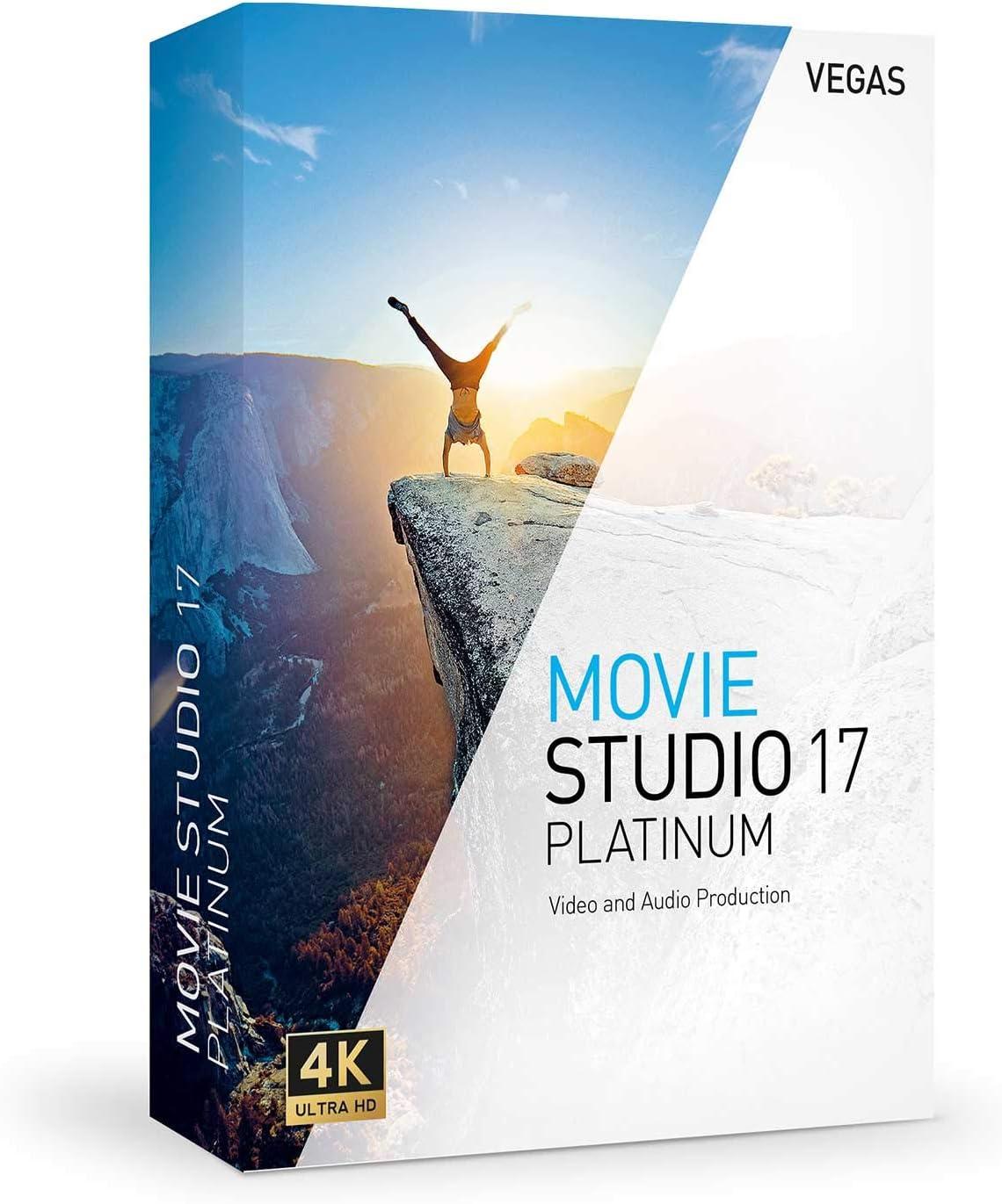 VEGAS Movie Studio 17 Platinum Discount Coupon Code