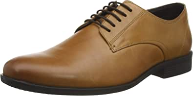 Hush Puppies Oscar, Zapatos de Cordones Brogue Hombre