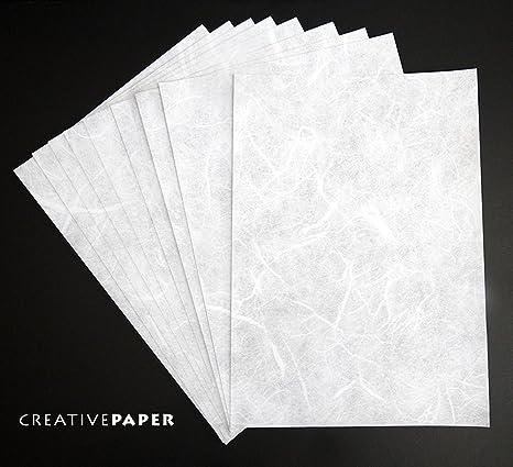 Carta di riso stampabile - 10 fogli - A4 - 60g: Amazon.it: Casa e cucina