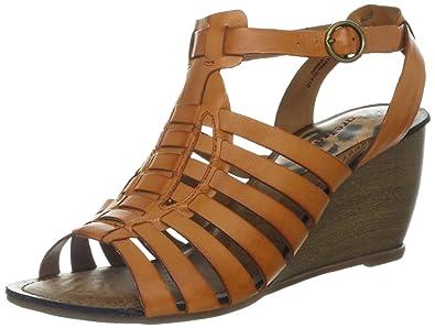 f6ab6bbed7 Amazon.com   BareTraps Women's Ivania Sandal   Platforms & Wedges