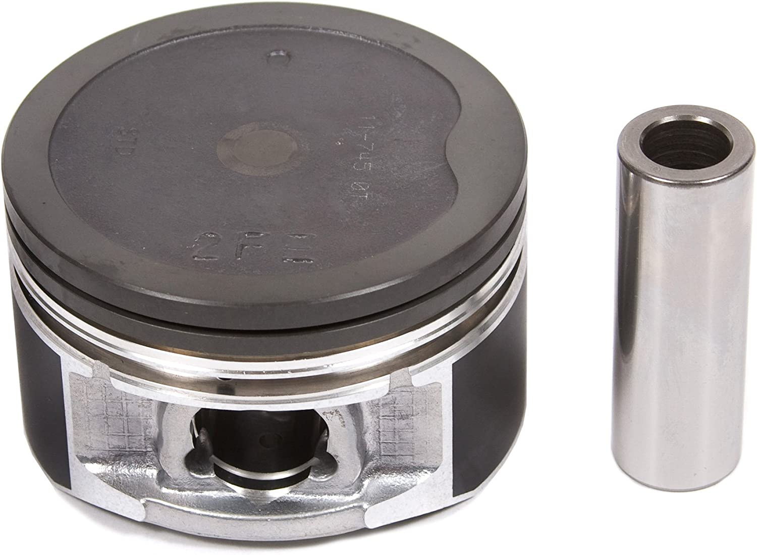 Pistons and Rings Fits 95-04 Toyota Tacoma 2.4L DOHC 16v 2RZFE