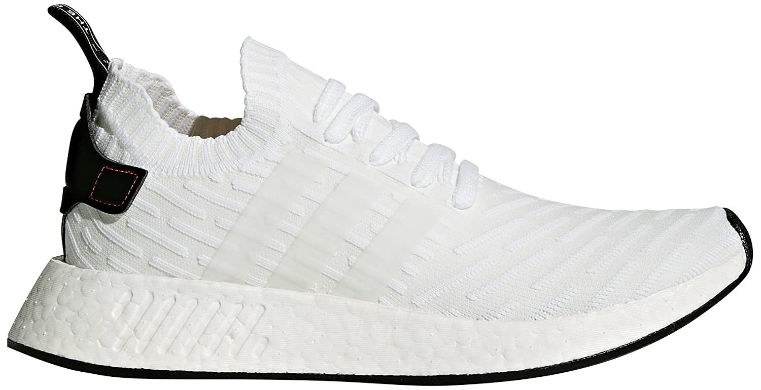 pretty nice 1d796 166f6 adidas Originals Men's NMD_r2 Prime Knit Running Shoe
