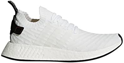 dae7630373215f adidas Originals Men s NMD R2 PK Running Shoe Black White