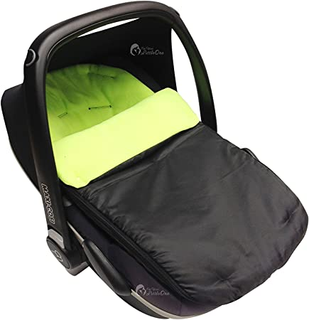 Saco de asiento para coche, compatible con Maxi Cosi Cabrio