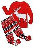 Amazon Price History for:IF Pajamas Christmas Tree Little Boys Girls Pjs Long Sleeve Kid Pajamas Sets