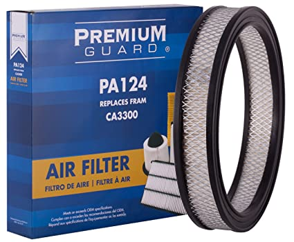 Amazon com: PG Air Filter PA124 | Fits 1975-76 BMW 2002