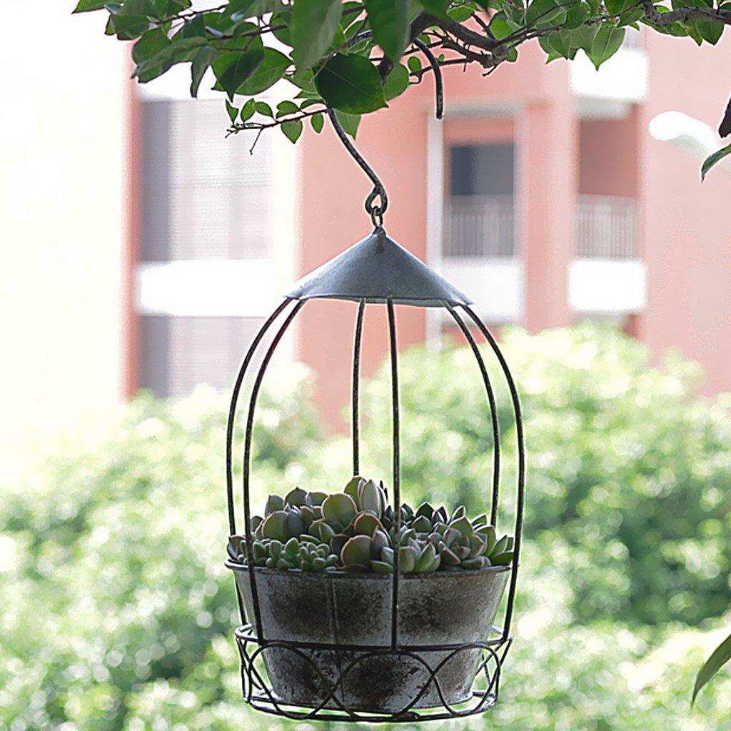 SONONIA鳥かご型 植木鉢
