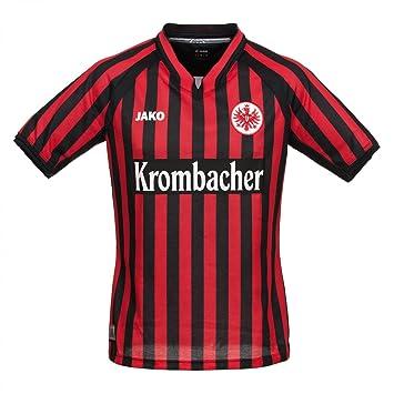 Jako Eintracht Frankfurt Trikot 1213 Ef4212 140 Schwarzrot Amazon